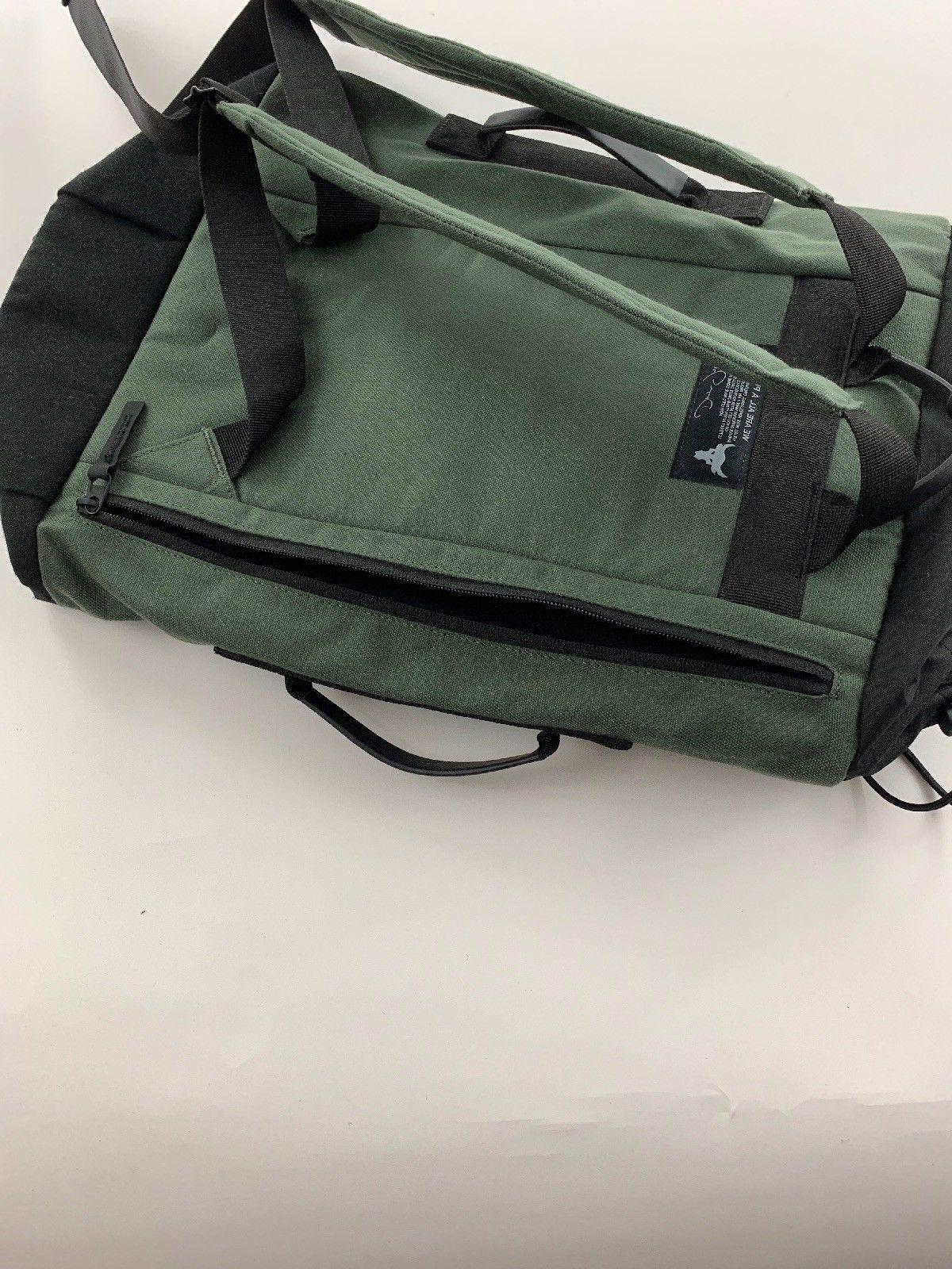 UA X Under Project 60 Bag Backpack NWT