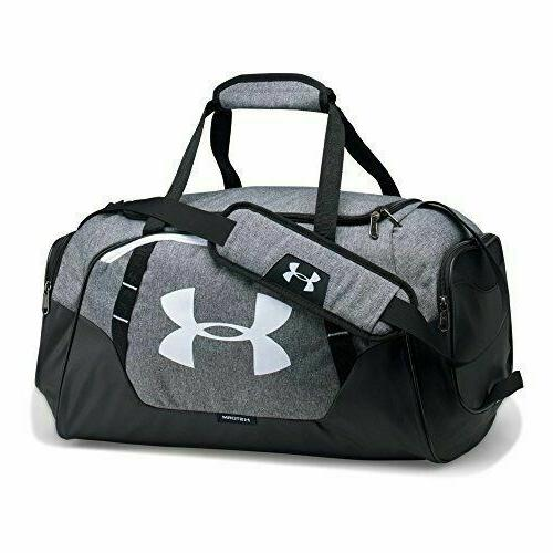 Under Armour Duffle, Graphite Size