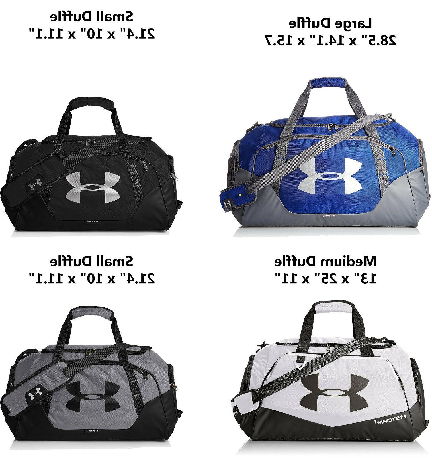 Under Armour Undeniable 4 0 And 3