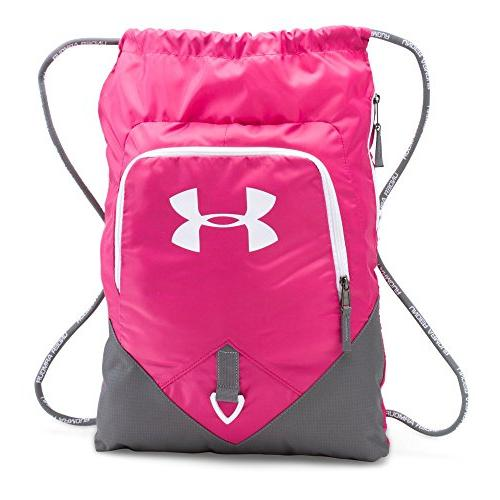 undeniable tropic pink sackpack