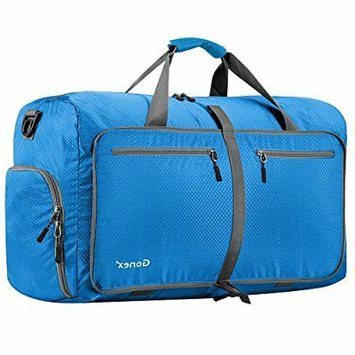 Unisex 80L Packable Travel Duffle Large Luggage