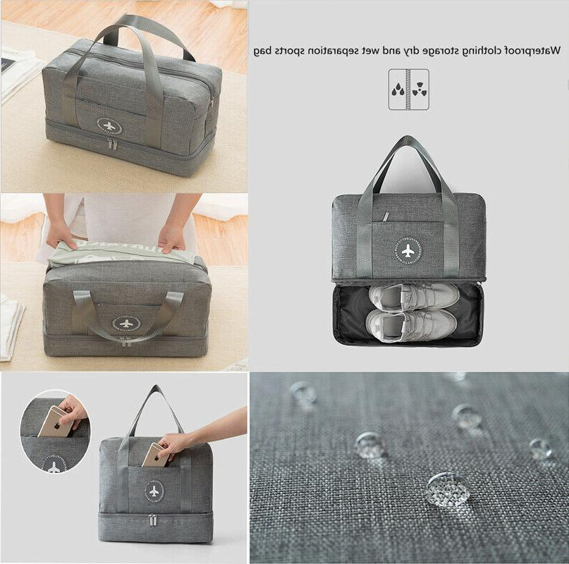 Unisex Waterproof Wet / Separation Beach 39*30*18 cm