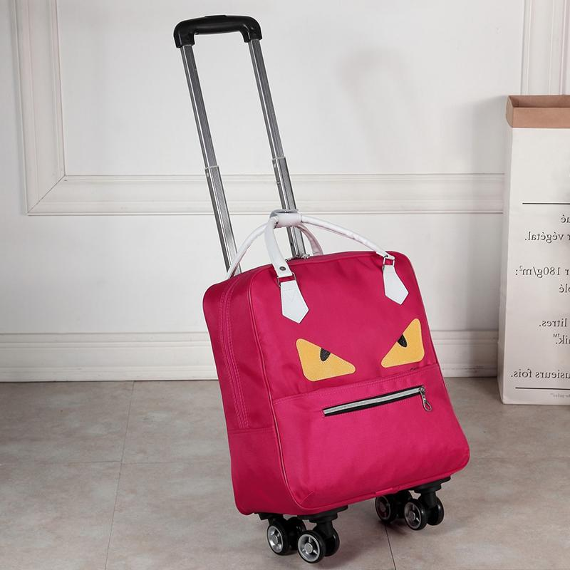 Waterproof High Travel <font><b>Bag</b></font> Suitcase Trolley Luggage Men Trip Suitcase With Wheels
