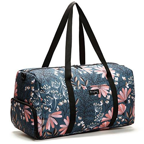 Jadyn Weekender Bag with Shoe Pocket,
