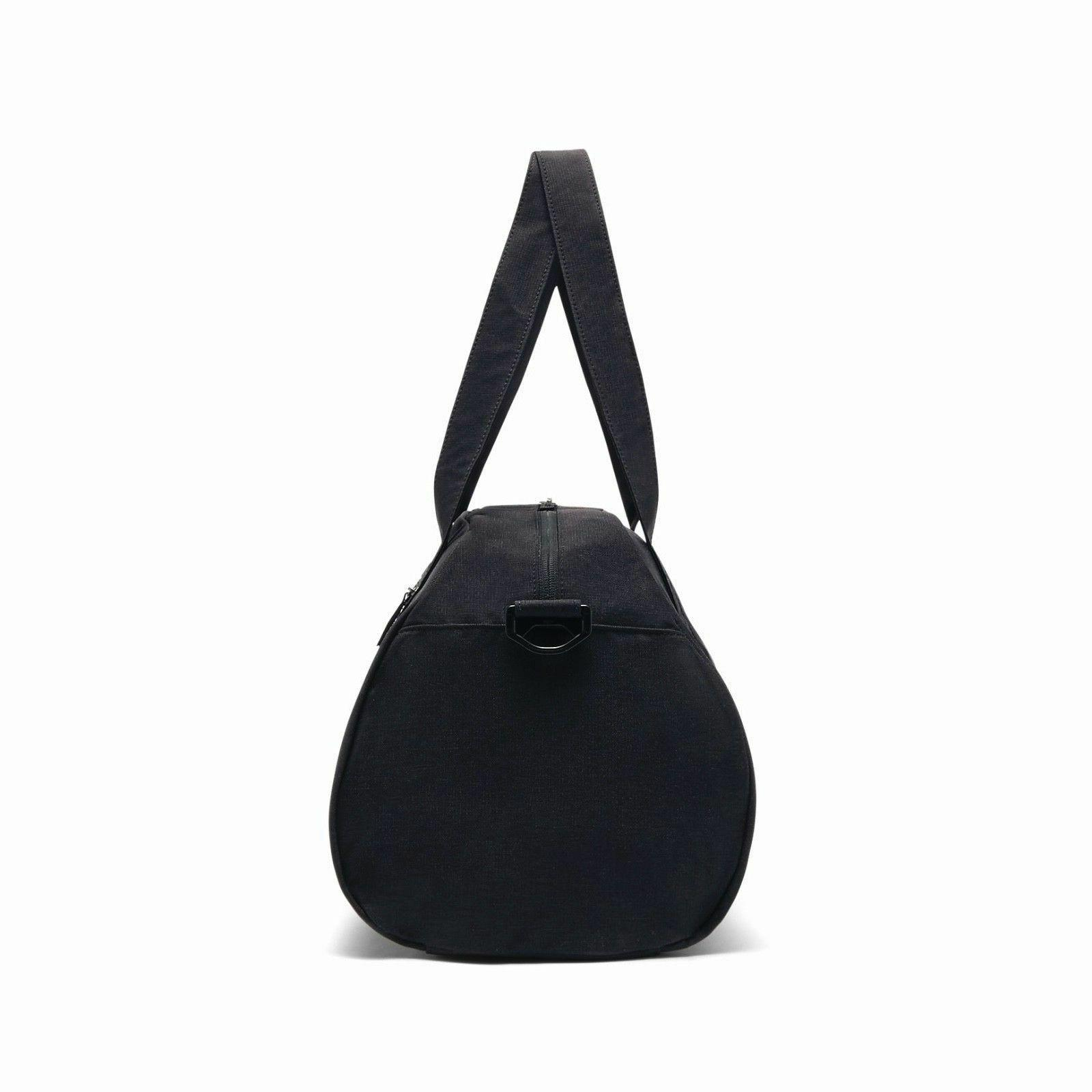 Women's Training Bag Black White