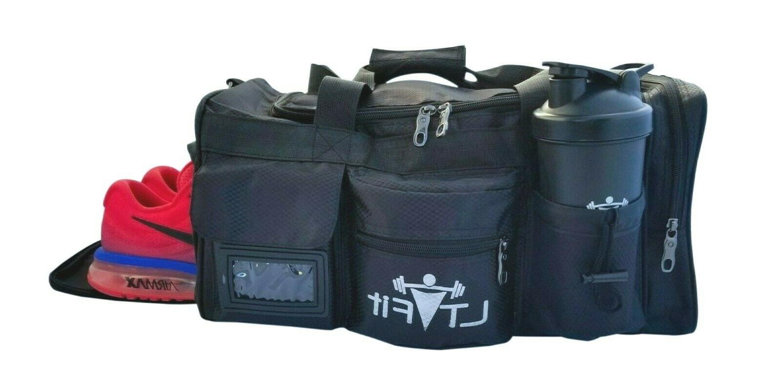 Weight Duffle All Strap