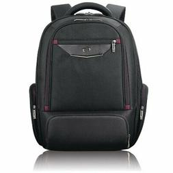 Solo Executive 17.3 Inch Laptop Backpack, Black