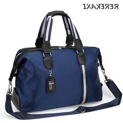 REREKAXI Large Capacity Men's <font><b>Travel</b></font> <fo