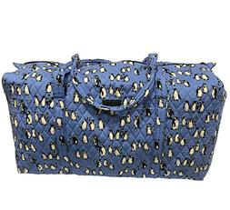 79e111639727 Editorial Pick Vera Bradley Large Duffel Bag