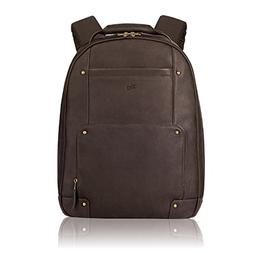 SOLO LEATHER VINTAGE BACKPACK - 16 INCH