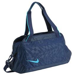 Nike Legend Club M Gym Tote Duffel Bag in Blue for Women