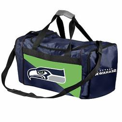 Forever Collectibles Licensed NFL Two Tone Duffle Bags for S