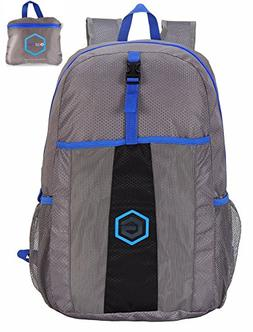 Top Ultra Lightweight Packable Backpack - Water Resistant Fo