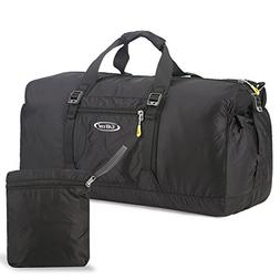 G4Free 60L Lightweight Foldable Portable Travel Duffel Bag f