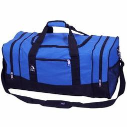 Everest Luggage Sporty Gear Bag - Large Royal Blue Royal Blu