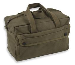 Stansport Mechanics Tool Bag, Olive Drab
