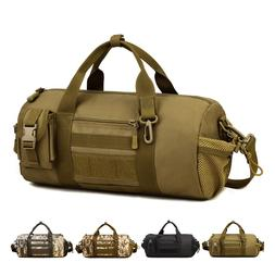 Men Waterproof Barrel Tactical <font><b>Bag</b></font> Outdo