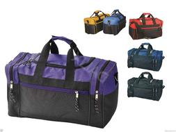 Men/Women Duffle Bag Duffel Travel Size Sports Gym Bag Worko