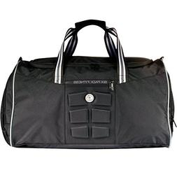 6 Pack Fitness Merc Meal Management Fitness Duffle - Stealth