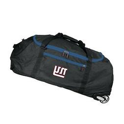 Mojo NFL Crusader Collapsible Duffel, 36-inches New York Gia