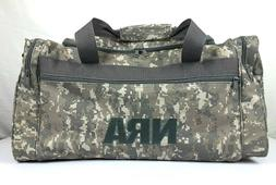NEW Digital Camo NRA Embroidered Hunting Range Equipment Gea