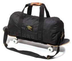 New Grizzly Griptape Gym Duffle Bag Carry Skateboard Hideawa