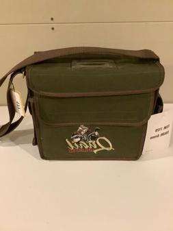 New Quail Unlimited Hunting Field Duffle Bag Ammo Pack