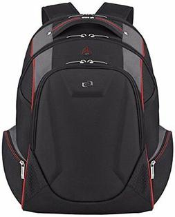 NEW Solo Launch 17.3 Inch Laptop Backpack with Hardshell Fro