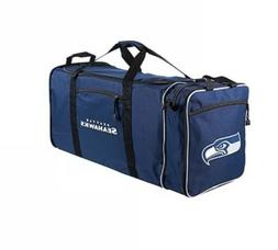 "New NFL Sea Hawks 28"" Fan Gym Sports Travel Gift Duffle Ex"