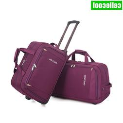 New Thick Style <font><b>Rolling</b></font> Suitcase Trolley