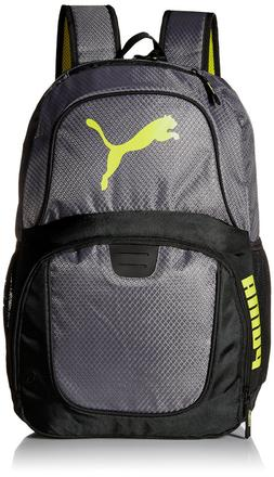 New With Tags Puma Contender Evercat Bag Backpack Black Grey