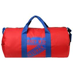 FOCO New York Rangers Vessel Barrel Duffle Bag