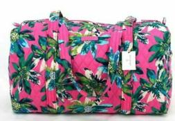 NWT Vera Bradley Large Duffel Bag in Tropical Paradise