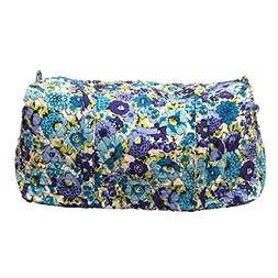 NWT VERA BRADLEY QUILTED LARGE DUFFEL GYM TRAVELLING BAG FLO