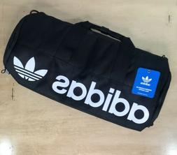 Adidas Originals Unisex Paneled Roll Duffle Bag Travel Bag B