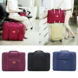 Packable Travel Duffel Bag Waterproof Nylon Foldable Carry-o