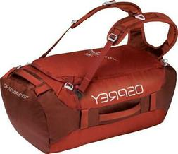 Osprey Packs Transporter 40 Expedition Duffel, Ruffian Red,