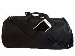 Polyester ROLL Duffle Duffel Bag Travel Gym Carry-On Sport G 776b6a5e974