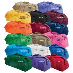 Liberty Bags Recycled Large Duffle Gym Workout Sport Bag 23