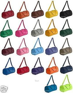 Liberty Bags Recycled Small Duffle Gym Bag 8805 NEW 12 COLOR