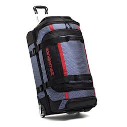 "Samsonite - 35"" Ripstop Wheeled Duffel Bag - Blue"