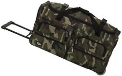Rockland 30 in. Rolling Duffel - Camo