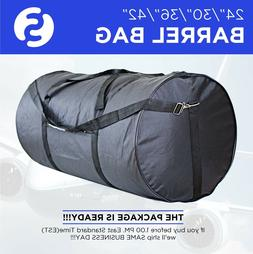"Roll Duffle Bag 24"" 30"" 36"" 42"" Equipaje Luggage Roll Bag Ma"