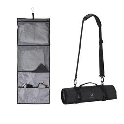 Hynes Eagle Roll-Up Travel Bag Portable Compression Cross Bo