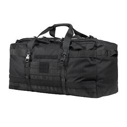 5.11 Tactical Unisex Rush LBD X-Ray Duffel Black Size 15.5 x