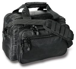 Uncle Mike's Law Enforcement Side-Armor Deluxe Range Bag, Bl