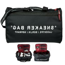 """""""SNEAKER BAG"""" Shoe Bag Gym / Travel Duffel Bag with up to 4"""