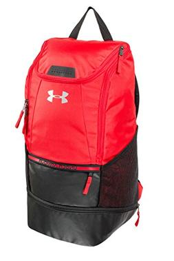 Men's Under Armour Soccer Backpack Red Size One Size