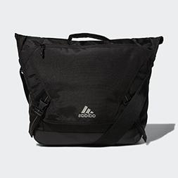 adidas Sport ID Messenger Bag, Black, One Size