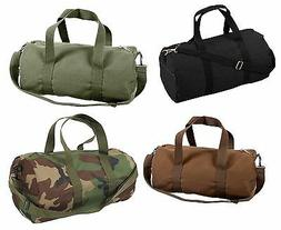 Sports Gym Shoulder Canvas Sport Shoulder Duffle Bag with St